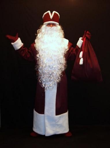 сапоги или валенки Деда Мороза